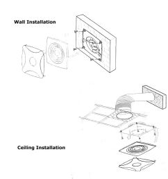 bathroom extractor shower fan light led 100mm 4 with transformer [ 1000 x 1000 Pixel ]
